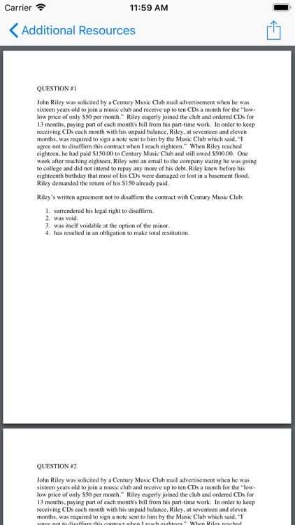 Contracts & Sales: Supreme Bar screenshot-7