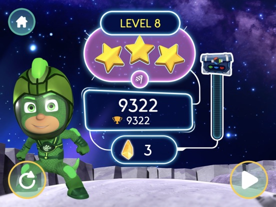 PJ Masks: Racing Heroes screenshot 15