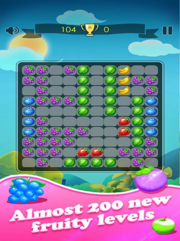 Blitz Fruit Block 1010 screenshot 4