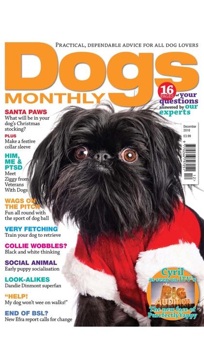 Dogs Monthly Magazine