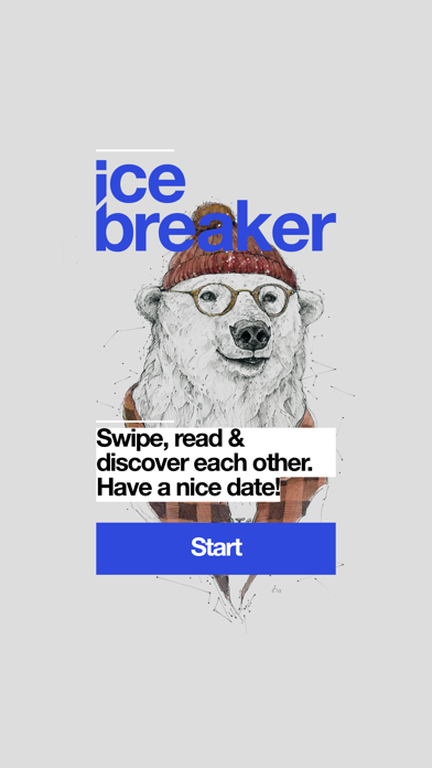 IceBreaker: Have Better Dates screenshot one