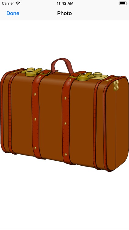 Luggage Stickers screenshot-3