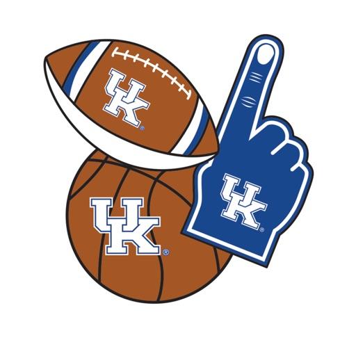 Kentucky Wildcats Selfie Stickers