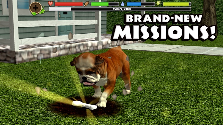 Stray Dog Simulator screenshot-3