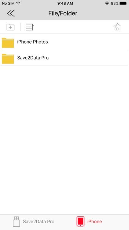 Save2Data Pro screenshot-4