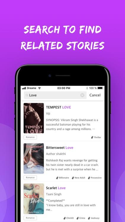 Dreame - Reading Dreamy Story screenshot-4