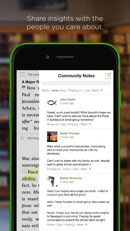 Faithlife Study Bible screenshot-4