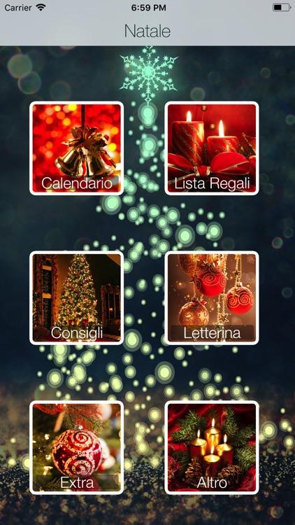 Natale - Lista Regali screenshot-0