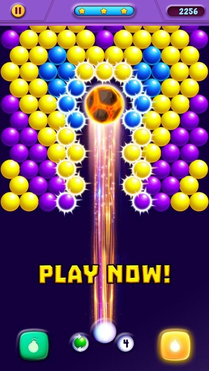 Bubble Puzzle Action screenshot-3