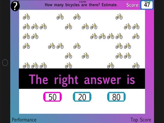 Estimate to the nearest ten screenshot 4