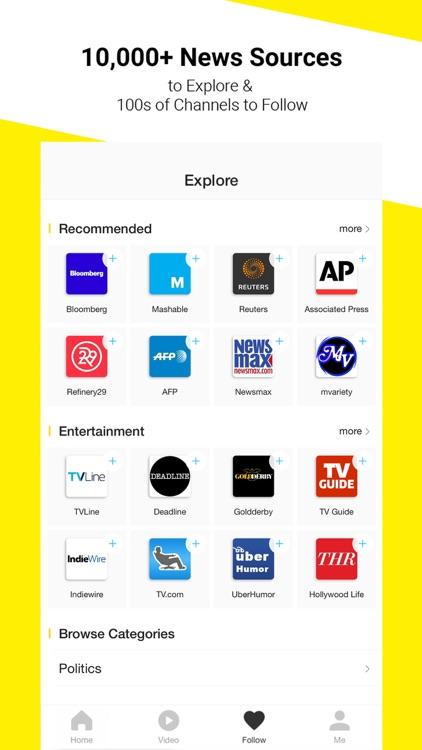 TopBuzz: Viral Videos & News screenshot-4