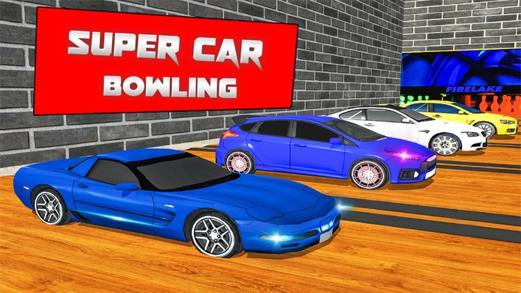Car Bowling Champion Master 3D screenshot-4
