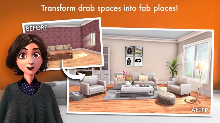 Attractive Home Design Makeover App Part - 8: Home Design Makeover!