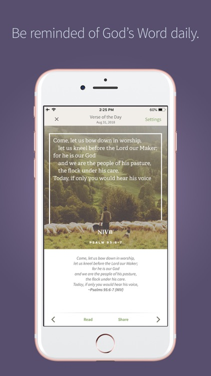 best bible app for iphone 2019
