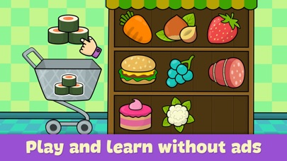 Learning games for toddlers 2+ for Windows