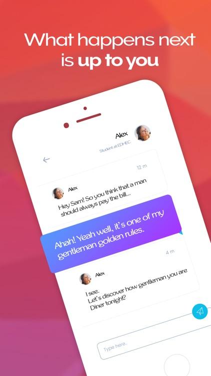 Meetwo: Love Test Dating App screenshot-4