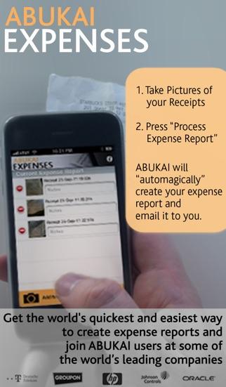 ABUKAI Rechnungen, KostenScreenshot von 1