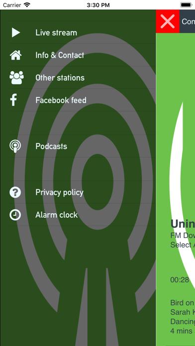 Converge Radio screenshot two