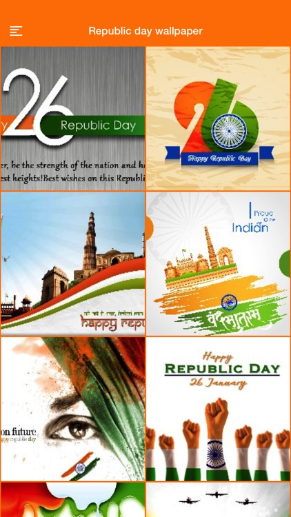 Republic Day Wallpaper By Vishal Prajapati