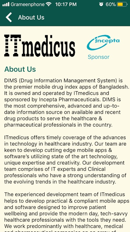 TWgBD - DIMS screenshot-4