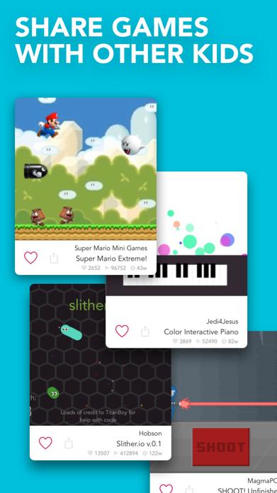 Hopscotch: Coding for kids Screenshot