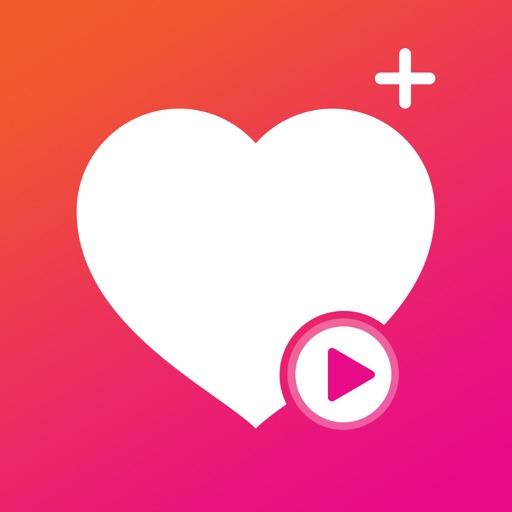 Get Likes Video Edit for IGTV iOS App