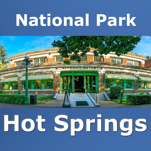 Hot Springs National Park GPS