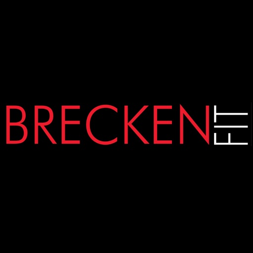 Brecken Fit application logo