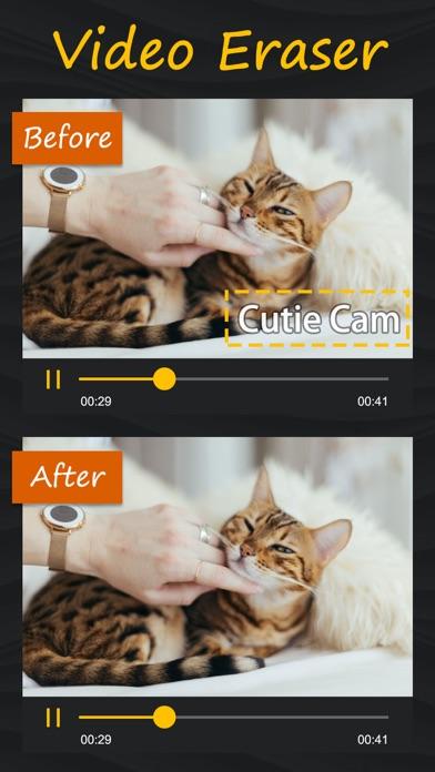 Video & Photo Eraser Screenshot
