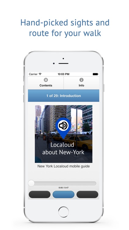 New York Mobile Guide