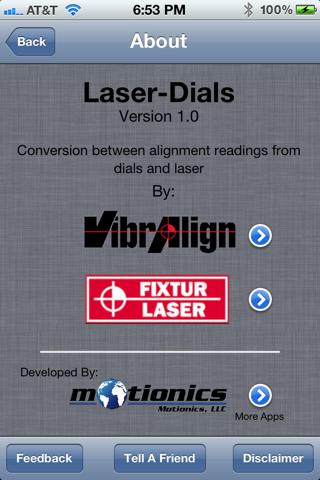 Laser-Dials - náhled