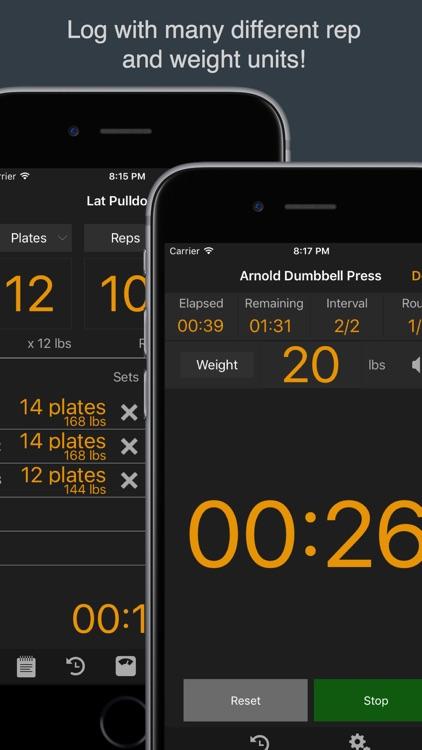 Gym Horn Workout Tracker