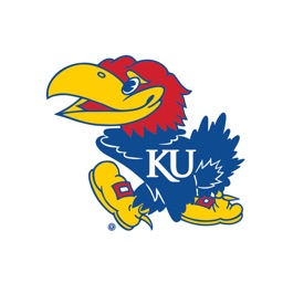 University of Kansas JayHawks Stickers