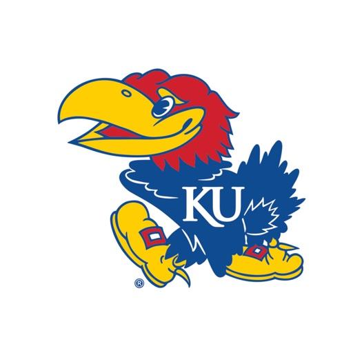 University of Kansas JayHawks Stickers