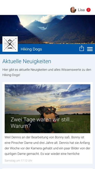 点击获取Hiking Dogs