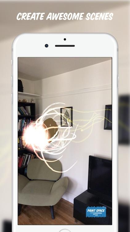 Paint Space AR screenshot-4