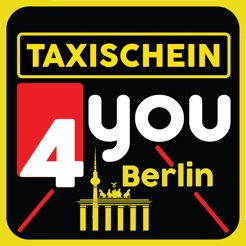 taxischein4you berlin on the app store. Black Bedroom Furniture Sets. Home Design Ideas