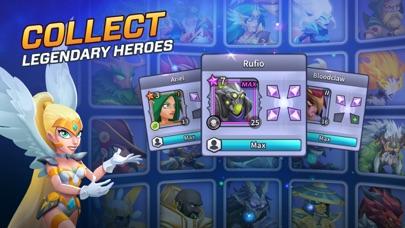 Legends at War! Screenshots