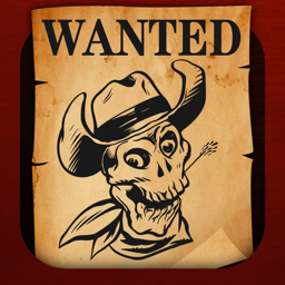 Ícone do app Wanted Poster Pro