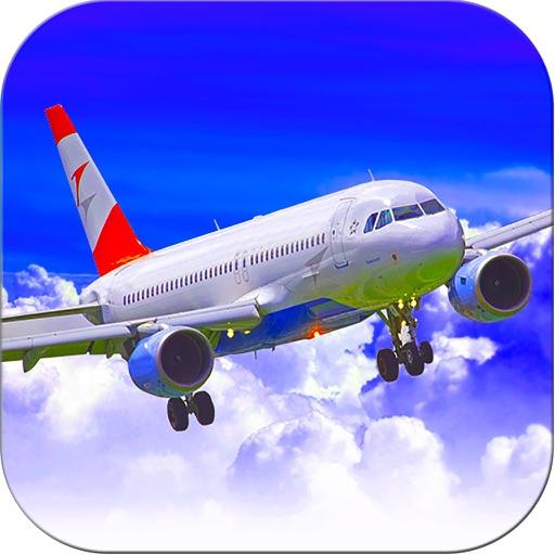 Симулятор полета самолета 3