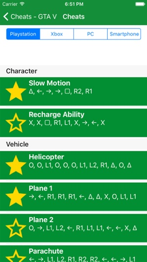 Cheats for GTA V (for GTA 5) on the App Store