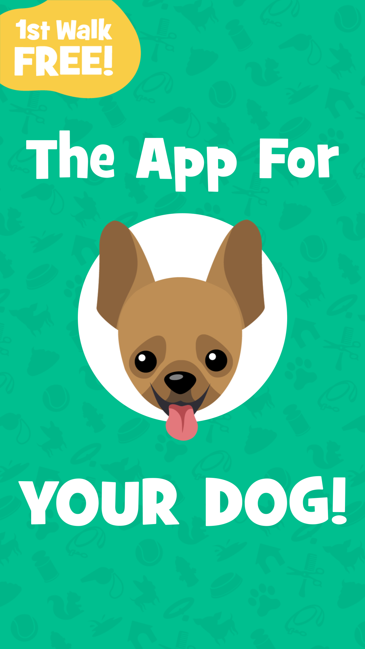 Wag! - Instant Dog Walkers Screenshot