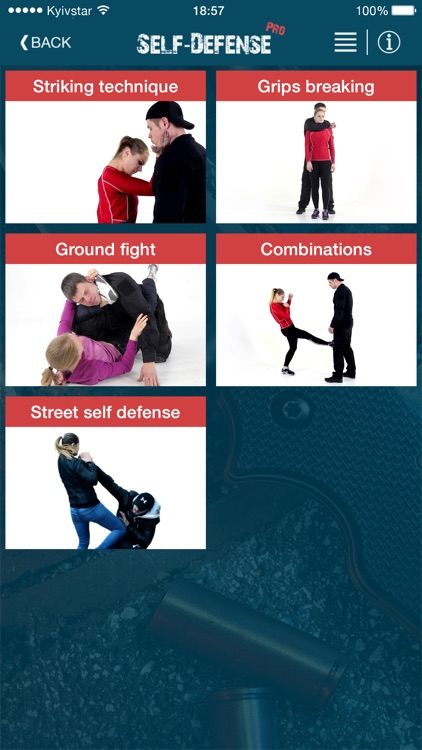 Self-Defense Pro screenshot-3