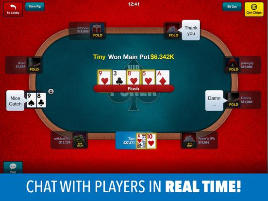 VIP Poker HD screenshot