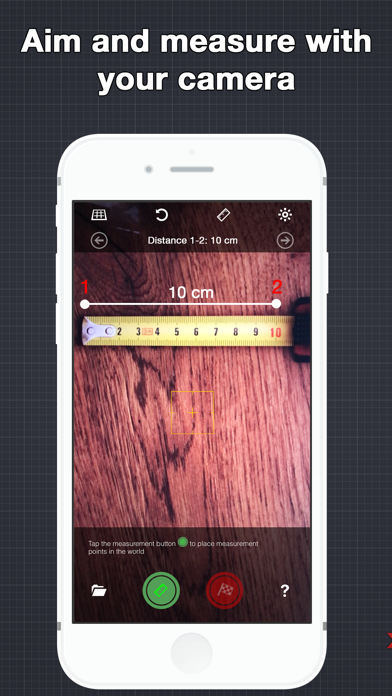 Top 10 Apps like EasyMeasure in 2019 for iPhone & iPad