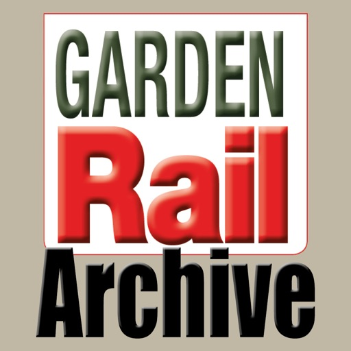 Garden Rail & Archive icon
