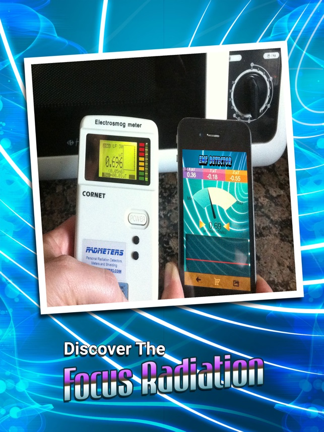 Electromagnetic Detector EMF on the App Store