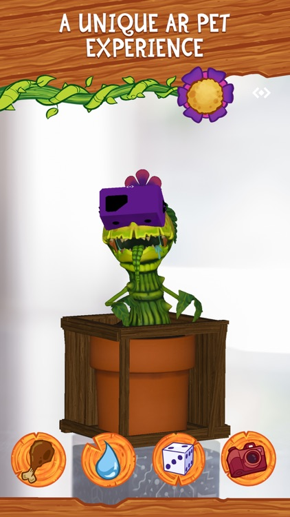 Hangry Herb for Merge Cube