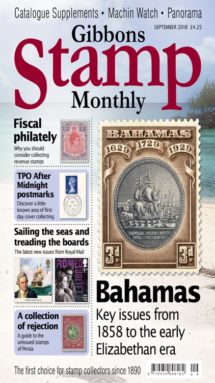 Gibbons Stamp Monthly Magazine screenshot-3