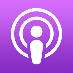 Ícone do app Podcasts